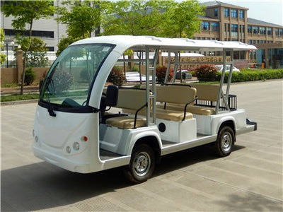 Where can Dising electric sightseeing car be used?