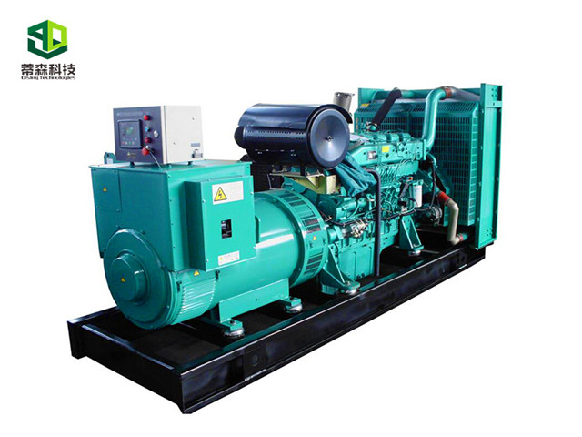 High quality Open 400KW Generator   Model DS-GY400