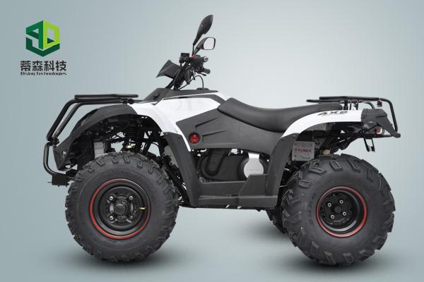 EPA /DOT Certificate 300cc ATV Model DS-ATV300