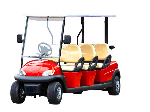 6 seater Golf car for Golf Course  Model DS-S6
