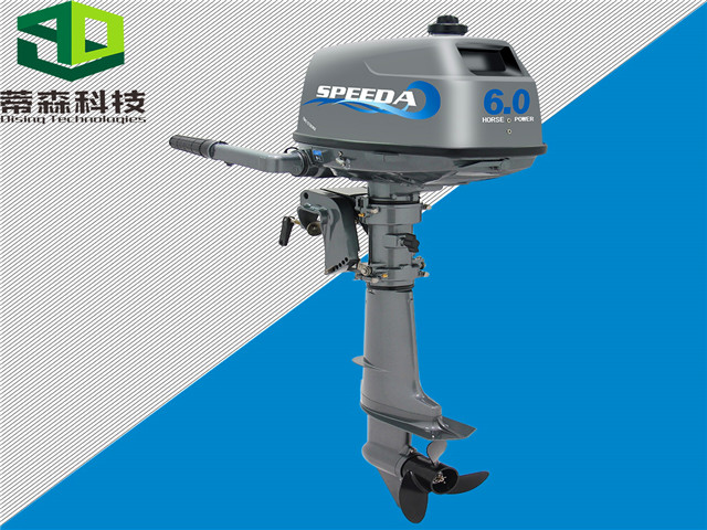 4.4kw/6hp Outboard Motor /Outboard Engine/ Boat Engine Model DS-O6