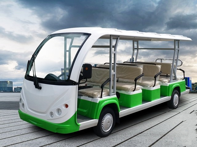 Electric Sightseeing Car DSY-14