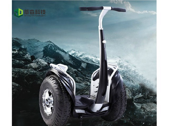 Genuine Component Lithium Power Offroad balance Vehicle