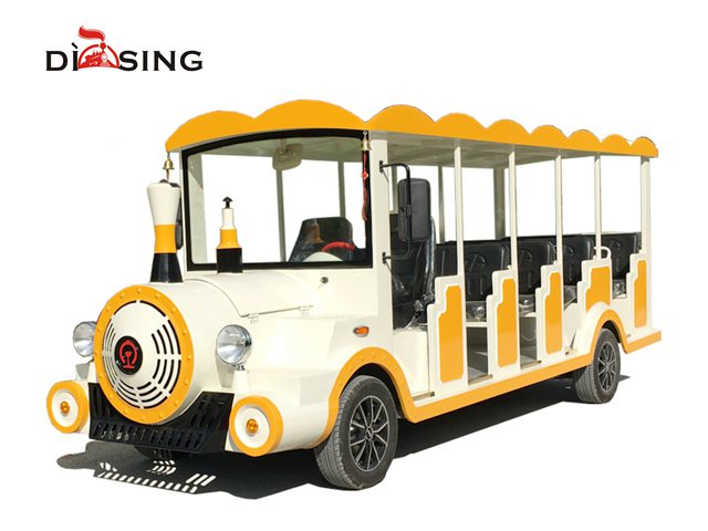 14 Seater Sightseeing Train DSW-D14