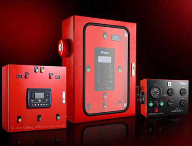 NFPA20, UL, EN12845 High Quality Fire Fighting Control Equipment