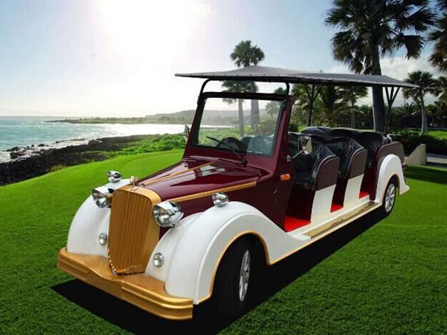 Electric Classic Car DSL R7