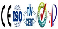Dising Tourist Train Certificat
