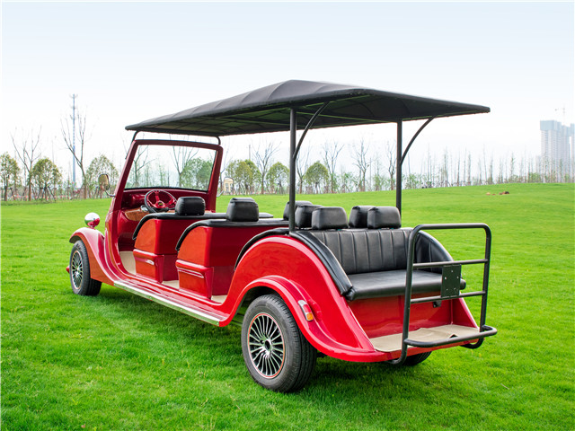 8 Seater Vintage Car (DSE-L8)