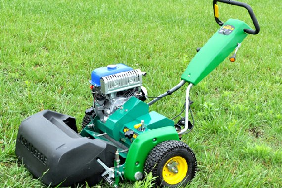 Green Mower 22 Inch