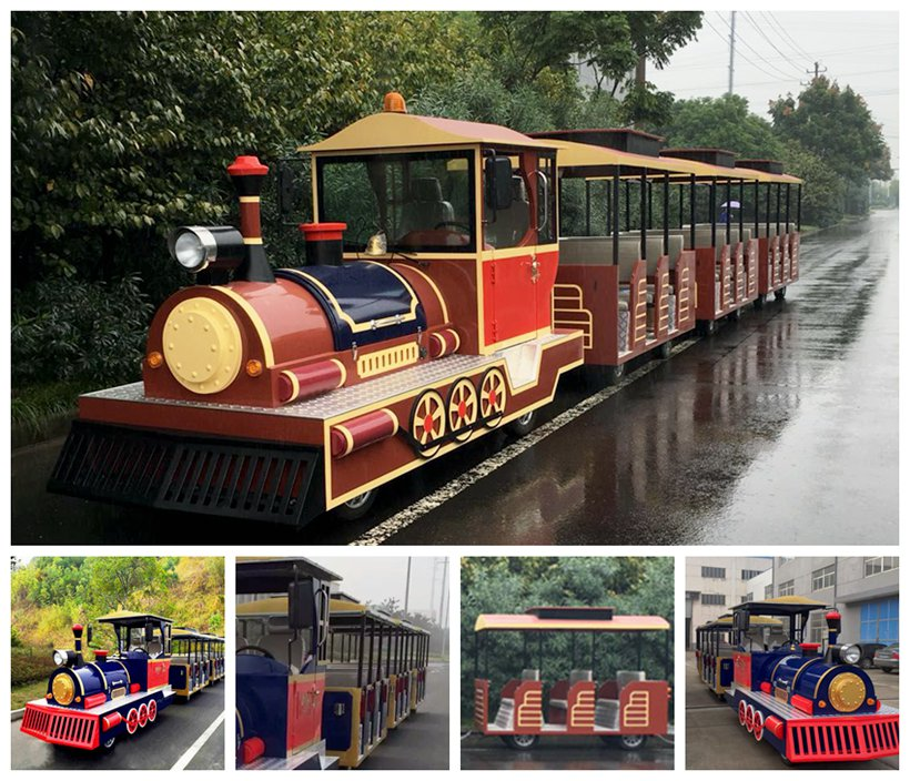 Trackless Electric Sightseeing Train
