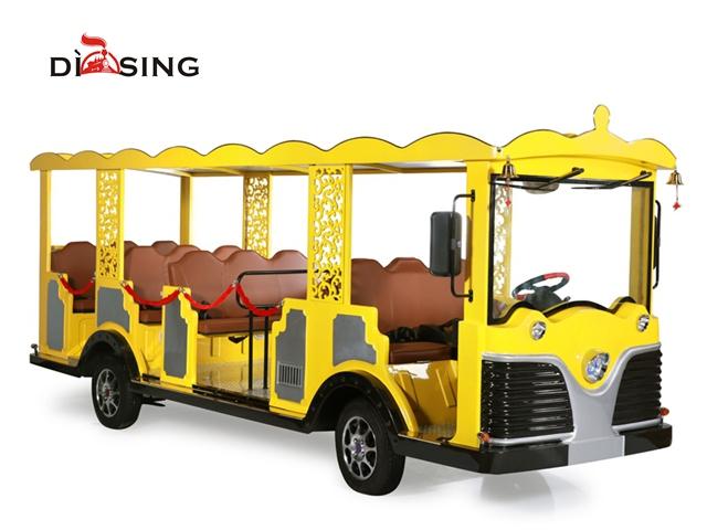 Dangdang car trackless sightseeing train DSY-DM14