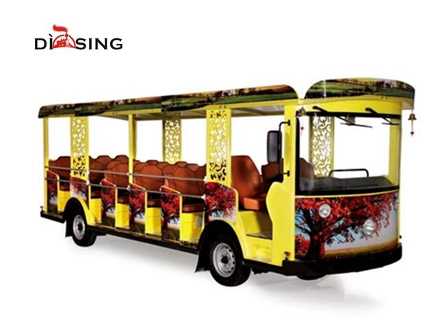 Dangdang car trackless sightseeing train DSY-EP14