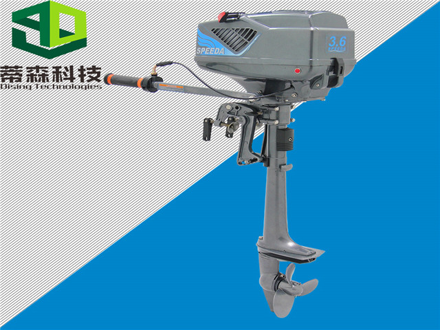 2.6kw/3.6hp Outboard Motor /Outboard Engine/ Boat Engine  Model DS-O3.6
