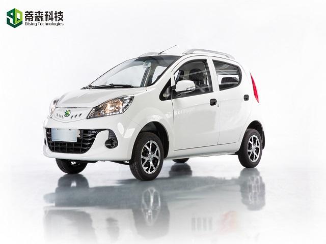 5 Seats 72V 4KW  E7 Electric Vehicle