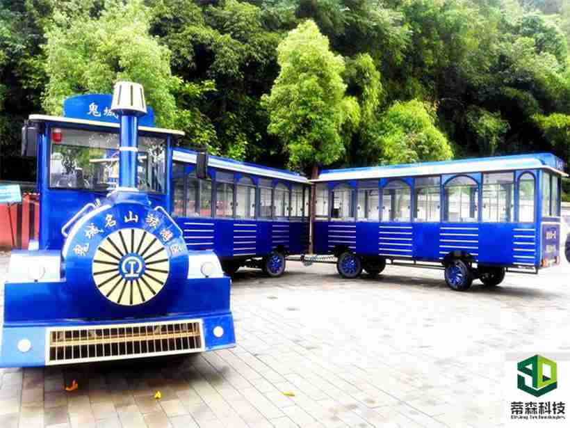 Tour with a Sightseeing train