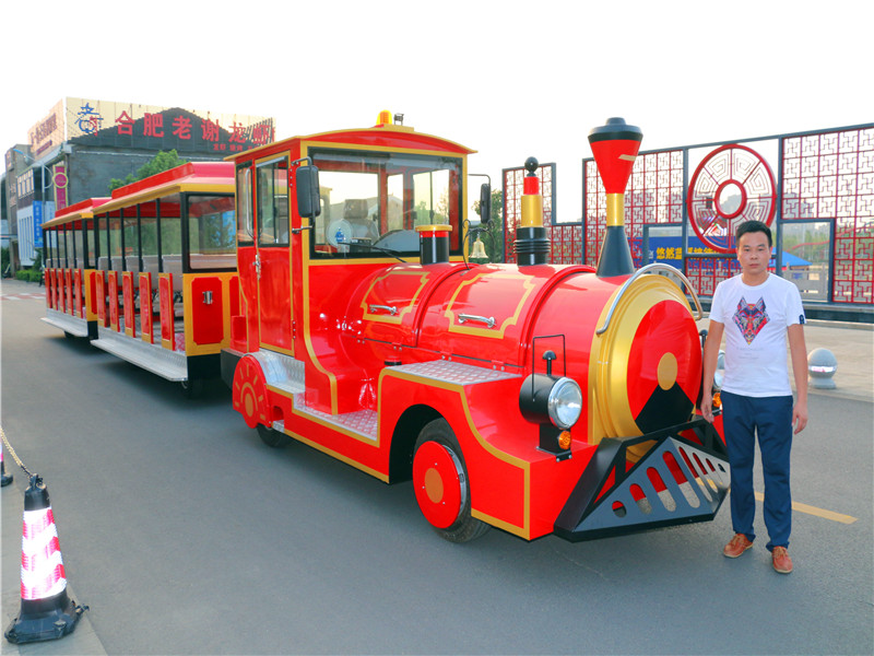 """Dising tourist train"", We"